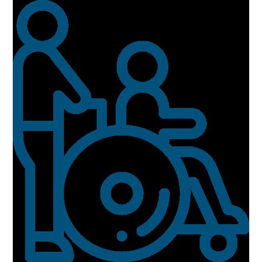 Icona disabilità