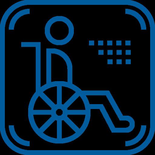 icona disabile