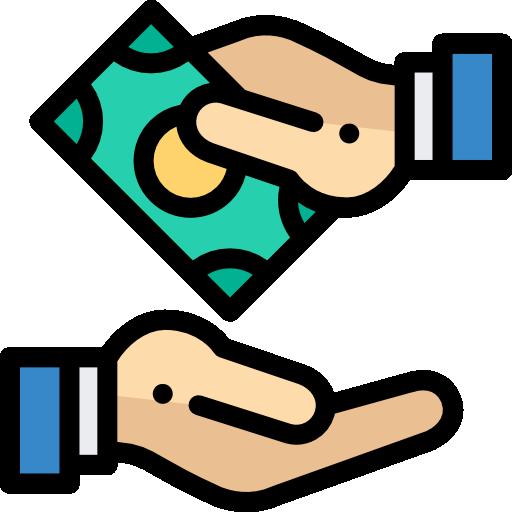 icona rappresentante pagamento