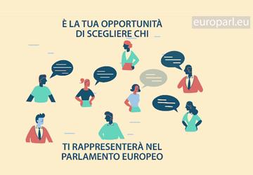 campagna del parlamento europeo
