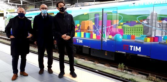 Stefano Pesci, Matteo Campora, Luca Josi