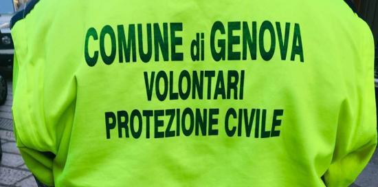 giubbotto protezione civile