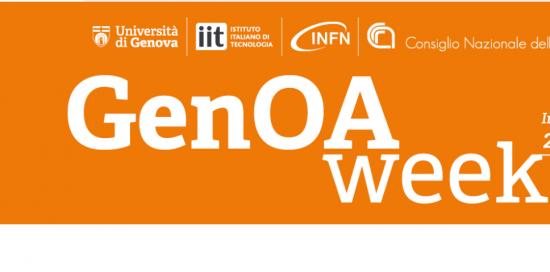 Logo Genoa Week