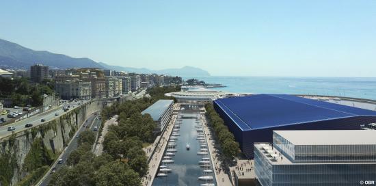 Rendering Waterfront