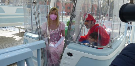 Marco libera la principessa