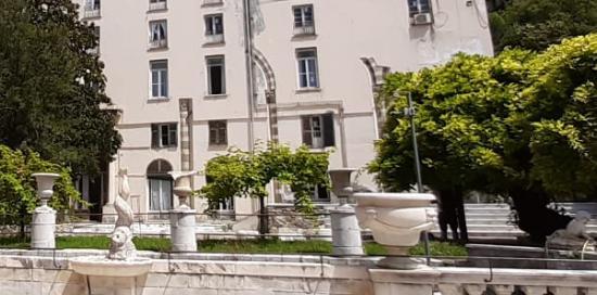 palazzo galliera facciata