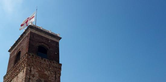 bandiera torre grimaldina