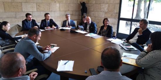 partecipanti al tavolo tecnico