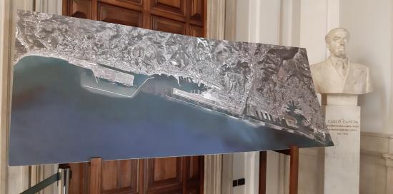 Immagine della diga