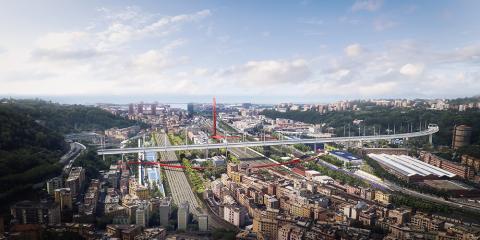 2_ Vista aerea dell'area di progetto (© The Big Picture, courtesy by SBA)