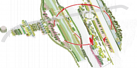 8_ Parco Del Polcevera: un nuovo parco botanico urbano