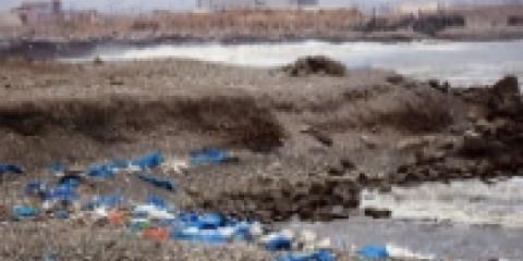 Plastica e rifiuti nelle nostre coste