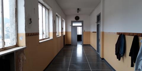 interno della scuola