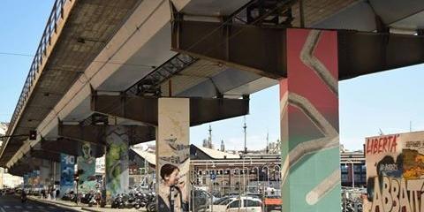 immagine del progetto Walk the line