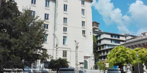 Palazzo Galliera, Via Garibaldi 9 Genova