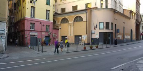 Piazza S. Fede - Anagrafe