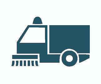 icona pulizia strade