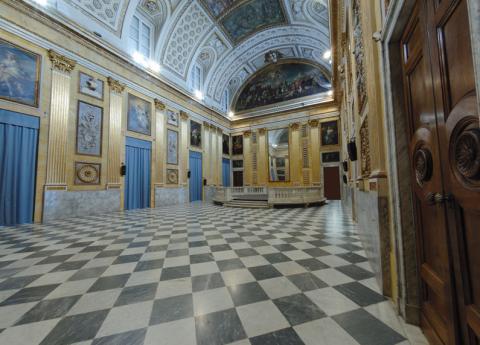 Sala del Minor Consiglio
