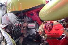 La moto Guzzi